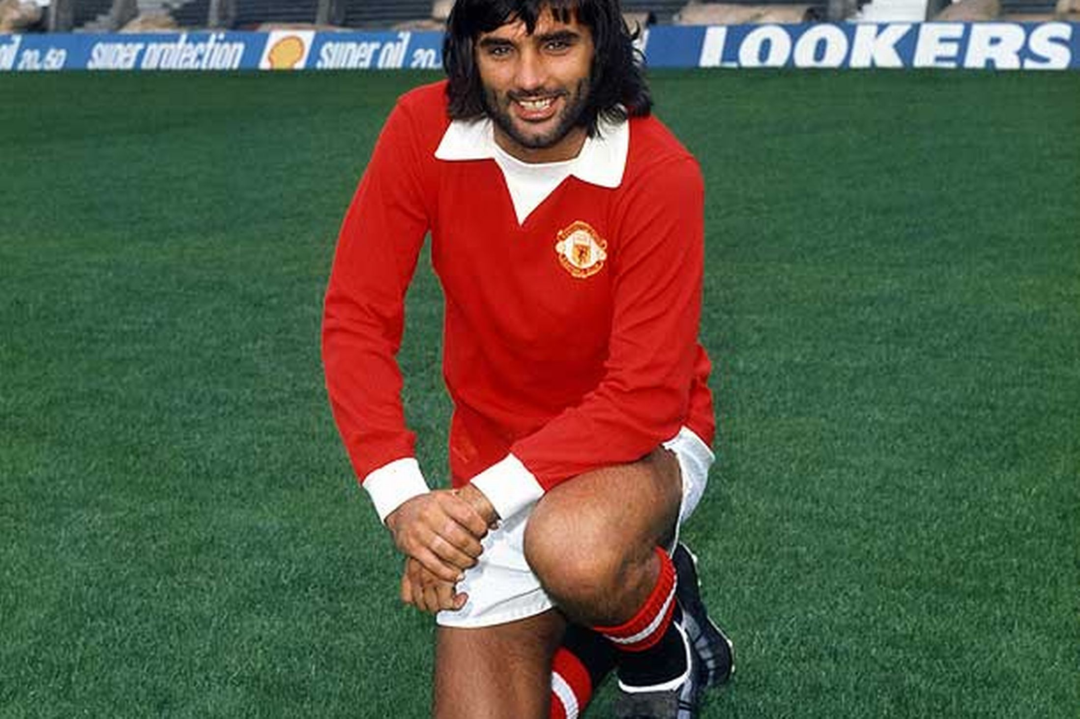 2005 – Death of George Best He was a Northern Irish professional