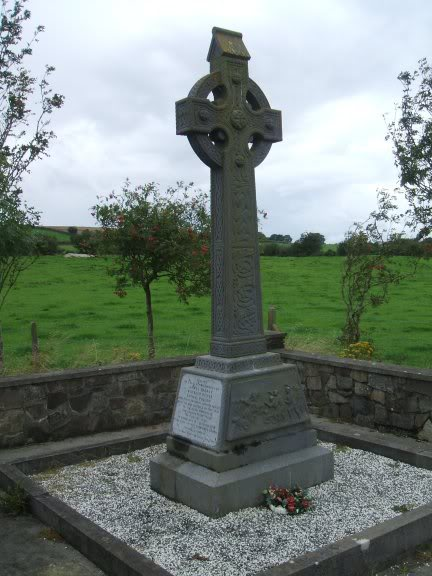 1831 – A process server and 13 policemen are killed by tithe protesters at Carrickshock, Co. Kilkenny.