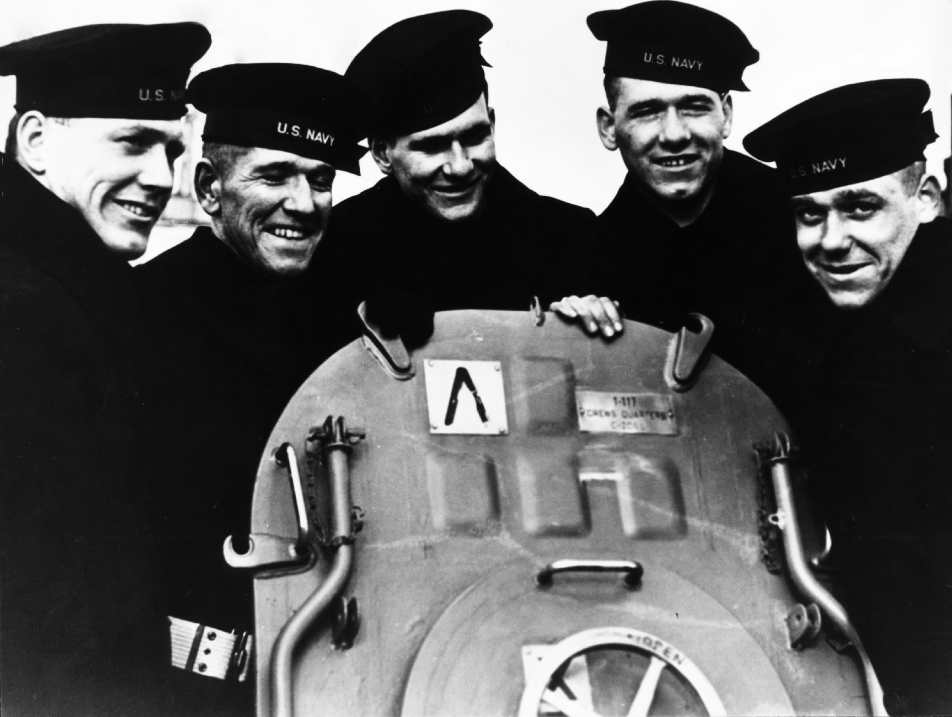 1942 – Five Sullivan brothers from Iowa die when their ship the ...