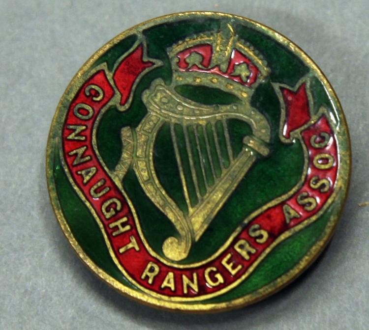 Connaught_Rangers_badge_of_TC_Slowey