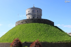 30128595 - the historic milmount fort in drogheda, county louth, ireland