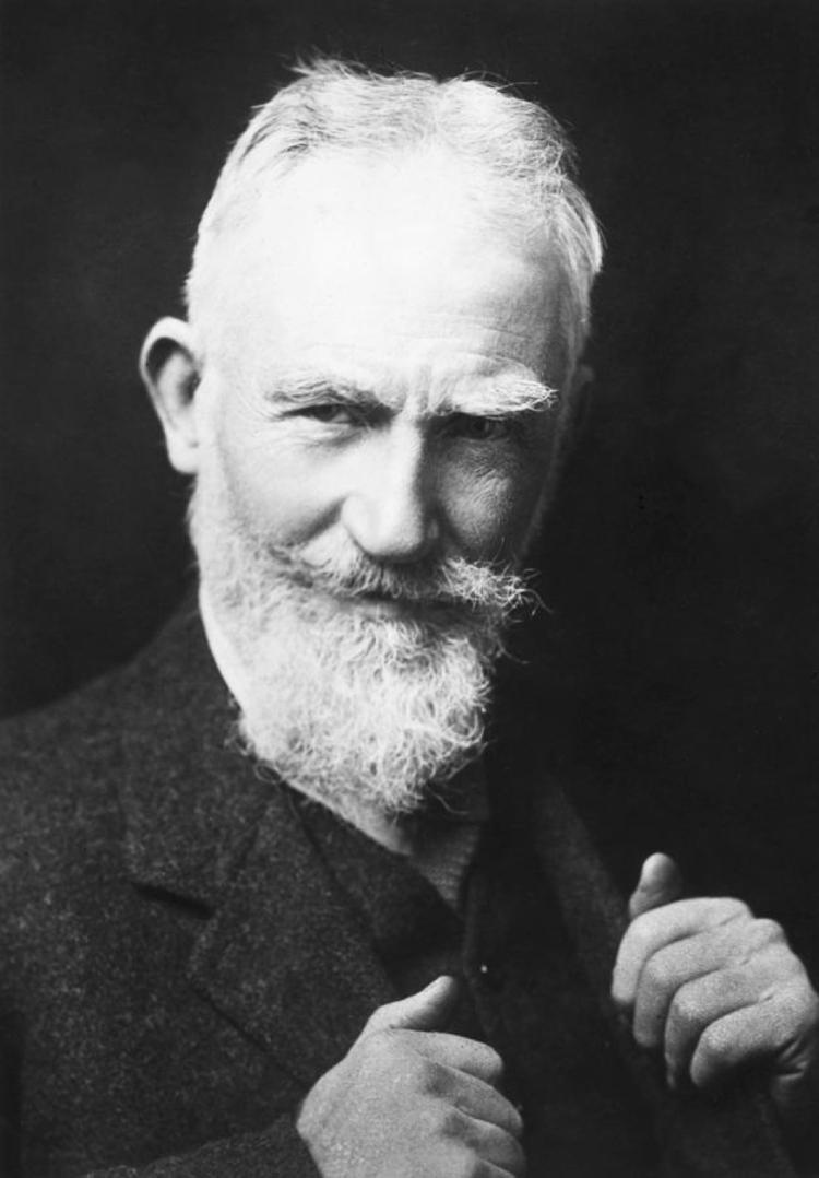 george bernard shaws contribution to realism Realism in arms and the man: a comparative study – realism and idealism  to  highlight the elements of realism in george bernard shaw's arms and the man   scope: the paper will contribute extensively in understanding and spreading.