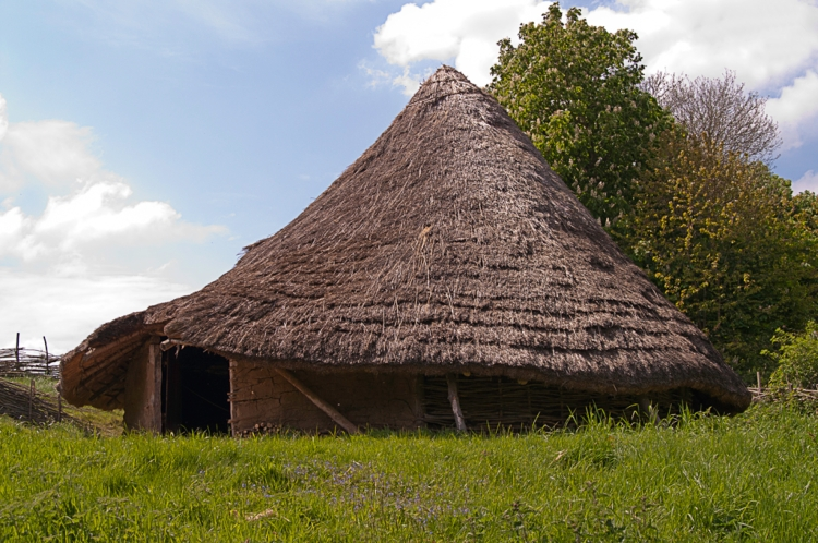 CelticRoundHouses