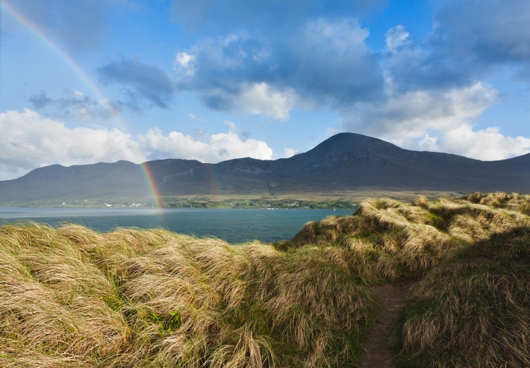 Croagh Patrick, Rainbow