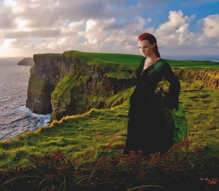 Caitln N Uallachin Stair Na Hireannhistory Of Ireland