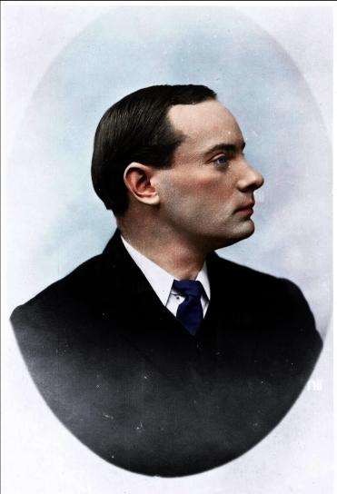 Padraig Pearse, Irish revolutionary leader of 1916