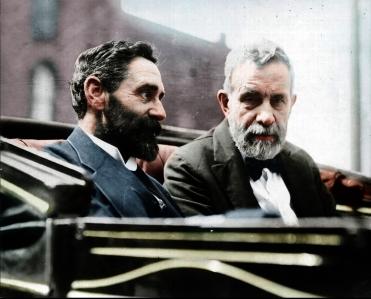 Sir Roger Casement and John Devoy in New York 1914